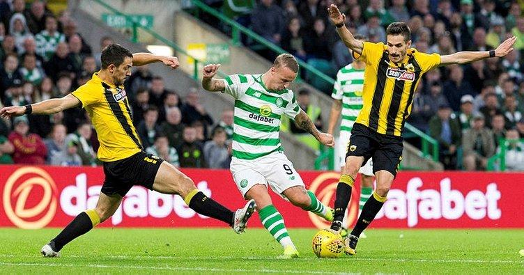 Celtic - AEK maçında kazanan çıkmadı