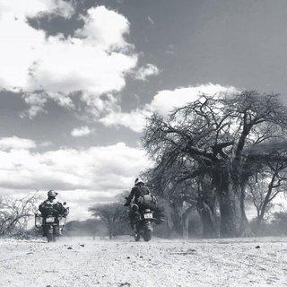 Motosiklet üzerinde 16 bin kilometre