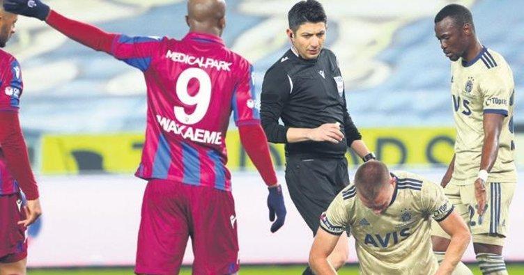 6 yenilgi de İstanbul'a