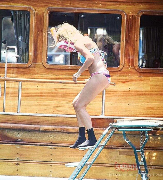 Ivana Sert yeni sevgilisi Sezer Dermenci'yi öpmeye doyamadı! Cesur paylaşımları ise sosyal medyayı salladı!