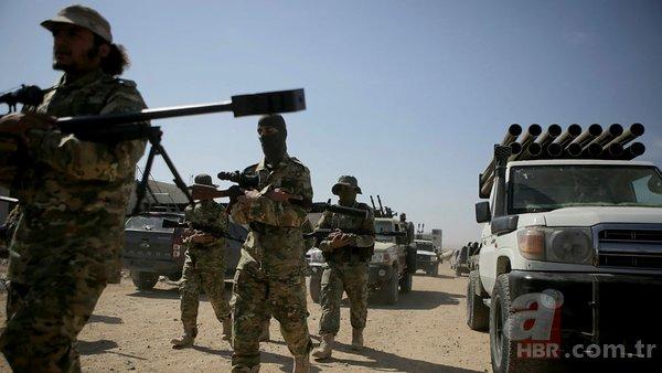 Suriye Milli Ordusu harekete geçti | Fırat'ın doğusuna sevkiyat