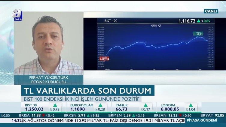 'Küresel piyasalara göre Borsa İstanbul ucuz'