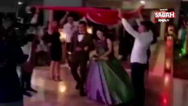 Lice şehidi Mehmet Çelik'in 1,5 yıl önce nişanlandığı görüntüler duygulandırdı | Video