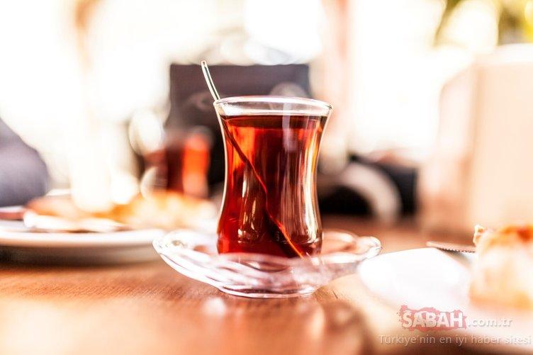 Çayın zararları nelerdir?