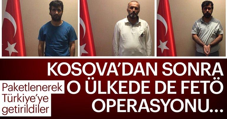 Son dakika: 3 FETÖ'cü Türkiye'de... O ülkedeki yapılanma da çöktü