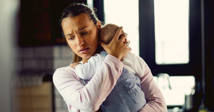 Doğum sonrası depresyon 3 yıl sürebiliyor