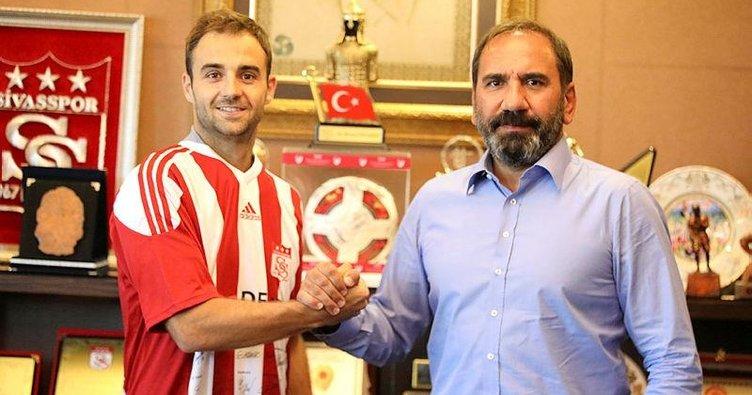 Sivasspor'dan dev imza