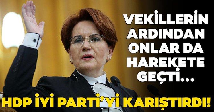 SON DAKİKA! İYİ Parti'de HDP istifaları durmuyor! Teşkilatlar ve belediyeler de isyan bayrağını açtı!