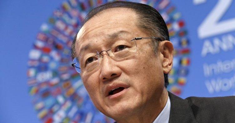 Dünya Bankası Grubu Başkanı, Suudi Arabistan'daki konferansa katılmayacak