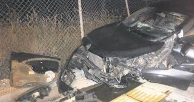Çankaya'da trafik kazası: 2 yaralı