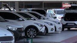 Konut kredisi ve taşıt kredisi faiz oranları indirimi sonrası ikinci el otomobil satışı yükseldi | Video
