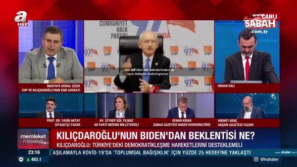 CHP'nin eski avukatı Çiçek: Yalan tutmayınca 'para aldı' diyorlar, gerçekler ortaya çıkacak!   Video