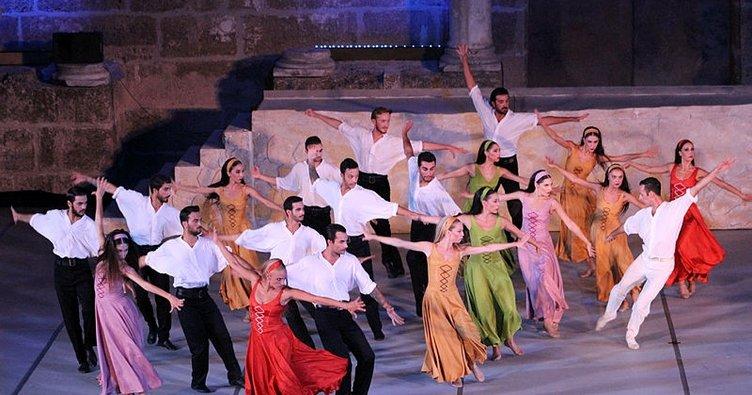 """Giuseppe VERDI'nin muhteşem operası """"Aida"""" ile sona eriyor!"""