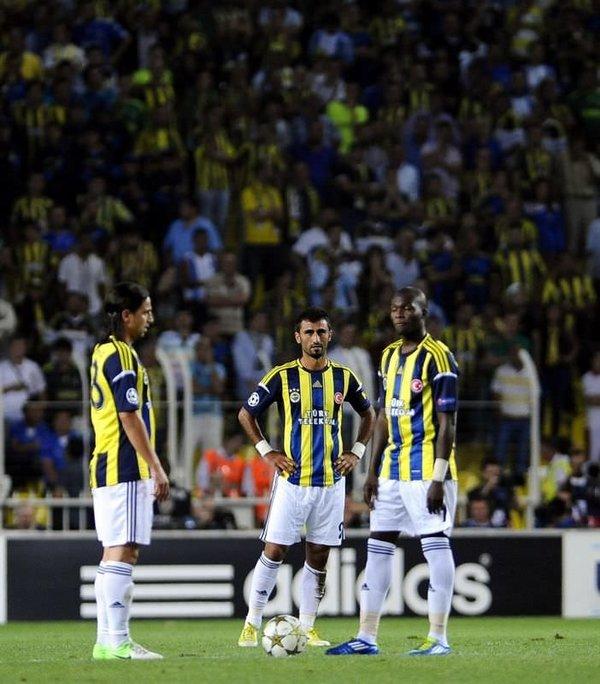 Fenerbahçe - Spartak Moskova