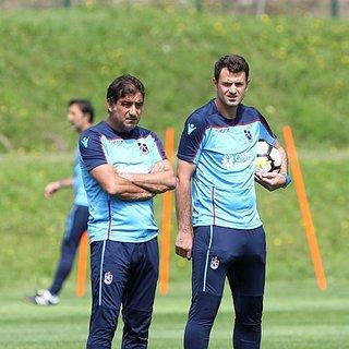 Trabzonspor'da Ünal Karaman'ın stoper çilesi