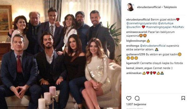 Ünlü isimlerin Instagram paylaşımları (12.01.2018)