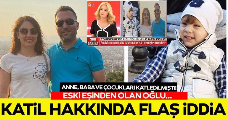 Son dakika haber: Müge Anlı canlı yayınında şok iddia! Eskişehir'de İlkay Tokkal eşi Emel Tokkal ve çocukları ölü bulunmuştu!