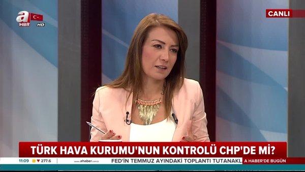 Sabah Gazetesi Yazarı Dilek Güngör, canlı yayında açıkladı... Türk Hava Kurumu'nun kontrolü CHP'de mi?