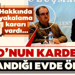 Salih Gülen hakkında yakalama vardı! Teröristbaşının kardeşi Salih Gülen saklandığı evde öldü...