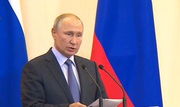 Son dakika: Soçi zirvesinin ardından ilk açıklama Rusya Devlet Başkanı Putin'den geldi