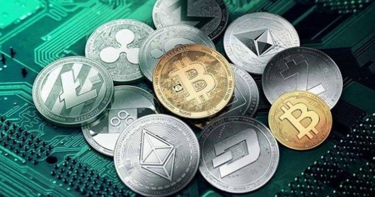 Kripto para piyasalarında satış dalgasıyla ilk 100 birimin 70'i düştü