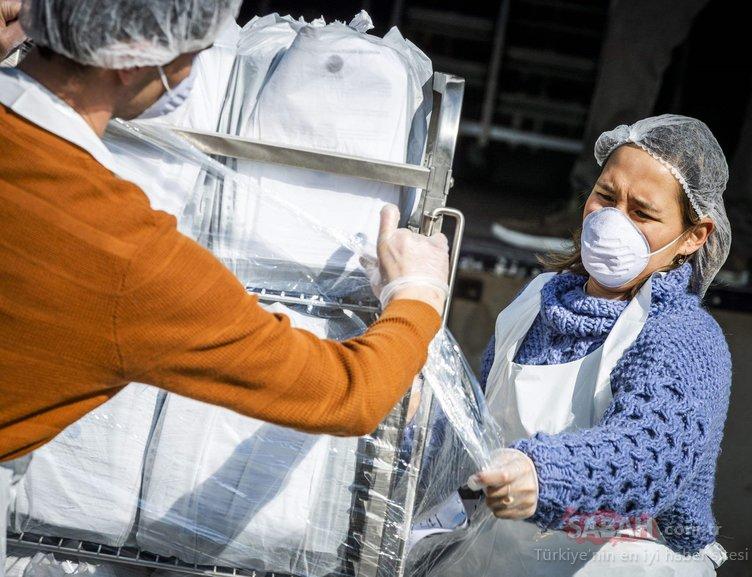 Corona virüsü son dakika haberi: İran'da korkutan koronavirüs gelişmesi! 35 günlük bebek…