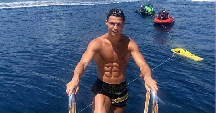 Cristiano Ronaldo'dan 20 bin Euro bahşiş