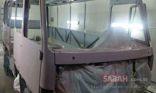 Magirus'un son hali şaşkına çevirdi! Türk halkı için bir minibüsten fazlası olan Magirus...