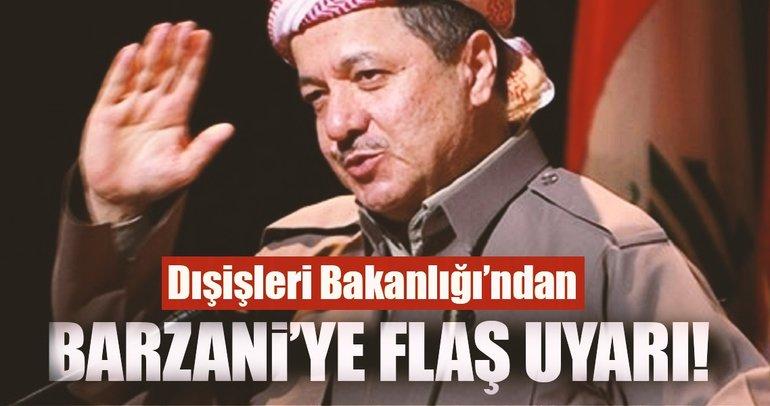 Türkiye'den flaş IKBY açıklaması