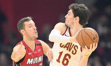 Cavaliers Heat maçında kazananı uzatmalar belirledi! Maç sonucu: Cleveland Cavaliers 125-119 Miami Heat