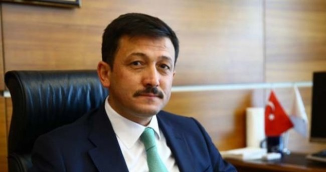 AK Parti'den açıklama: Vatan hainlerinin bugünlerde tekrar sesleri çıkmaya başladı