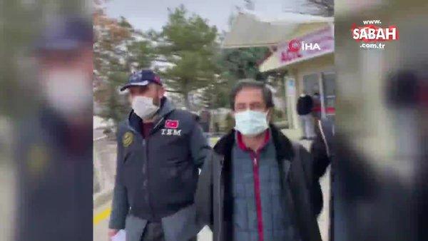 Ankara'da FETÖ operasyonu: Emekli tuğgenerallerin de bulunduğu 3 kişi gözaltına alındı | Video