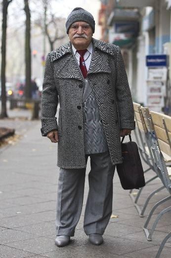 Ali Amca bugün ne giydi?