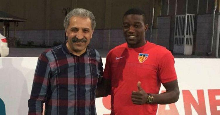 Geoffrey Mujangi Bia, Kayserispor'da