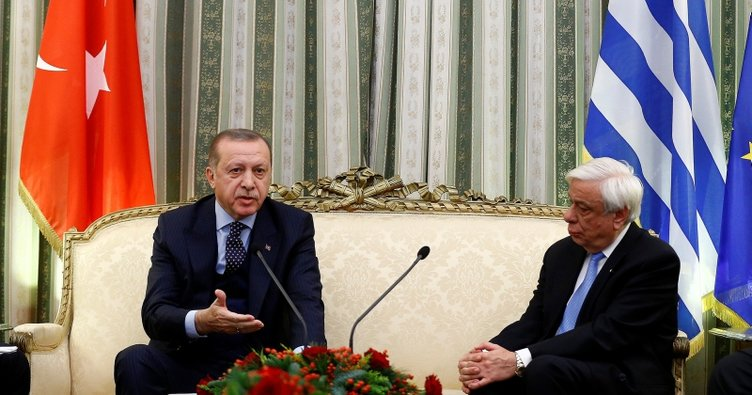 Yunan Cumhurbaşkanı'ndan tebrik mesajı