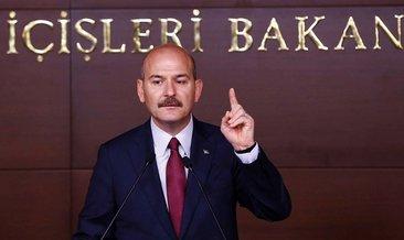 İçişleri Bakanı Süleyman Soylu duyurdu: 566 kilogram eroin yakalandı #hakkari