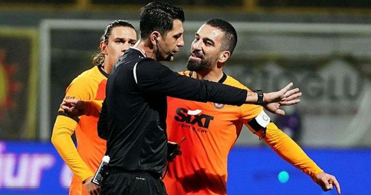 Galatasaray 7 resmi maç sonra kaybetti