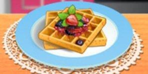 Fransız Usulü Waffle