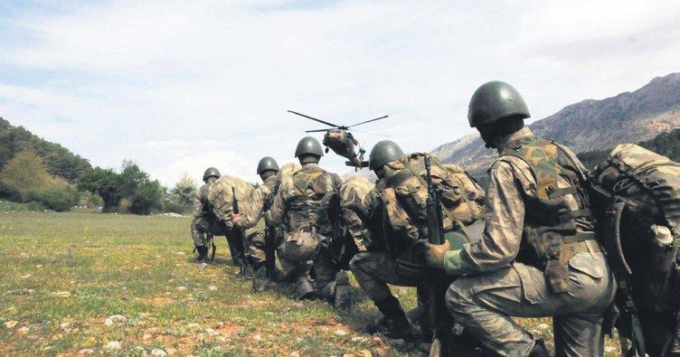 60 hain öldürüldü, TSK durumu özetledi: Terör örgütü zor durumda