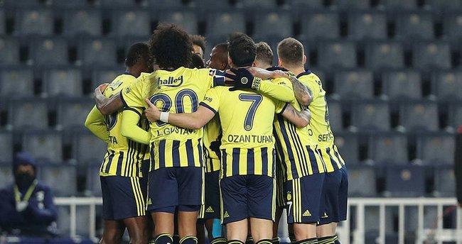 Fenerbahçe'nin Kayserispor 11'i belli oldu! Yeni transfer sahada
