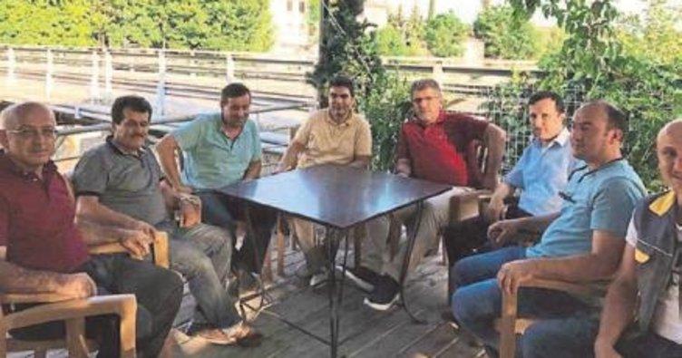 AK Partili Öztürk Seydikemer'de