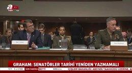 ABD'li Senatör Lindsey Graham, Ermeni tasarısının Senato'da oylanmasını engelledi!