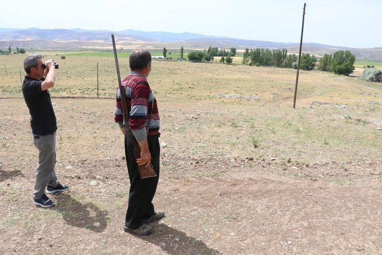 Son dakika: Tüfekleri kuşandılar, dürbünleri taktılar! Her yerde onu arıyorlar...