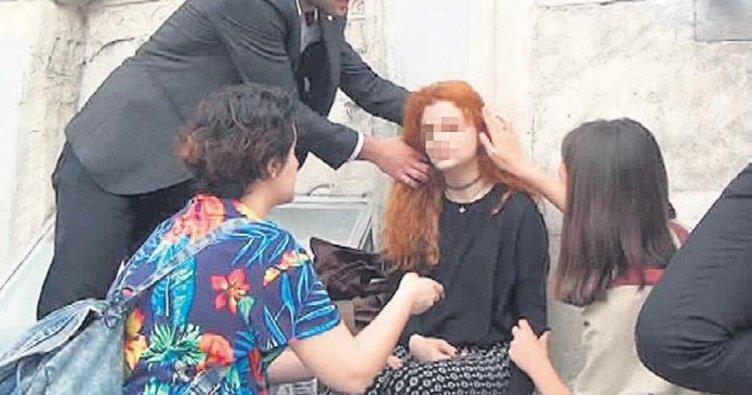 Bonzai kullanan genç kızın içler acısı hali