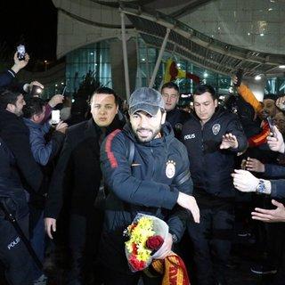 Hatay'da Galatasaray coşkusu