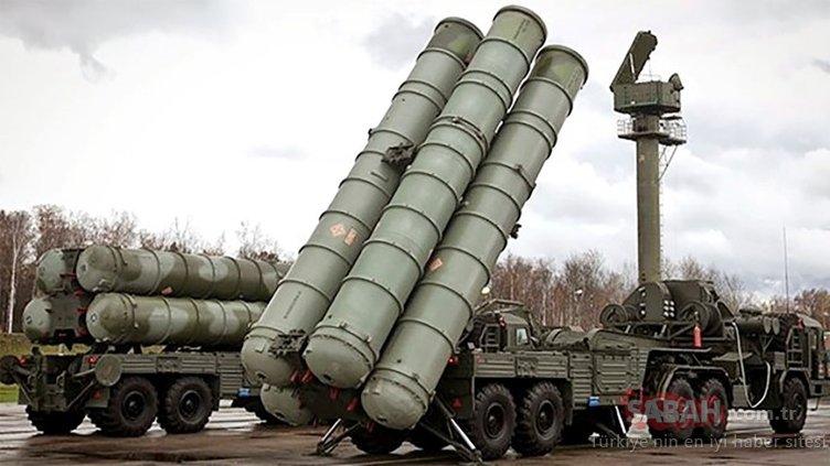 İşte S-400'lerin konuşlandırılacağı yer! S-400 hava savunma sistemleri hakkında flaş açıklama