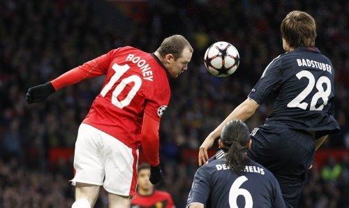 Manchester United - Bayern Munih maçından fotoğraflar