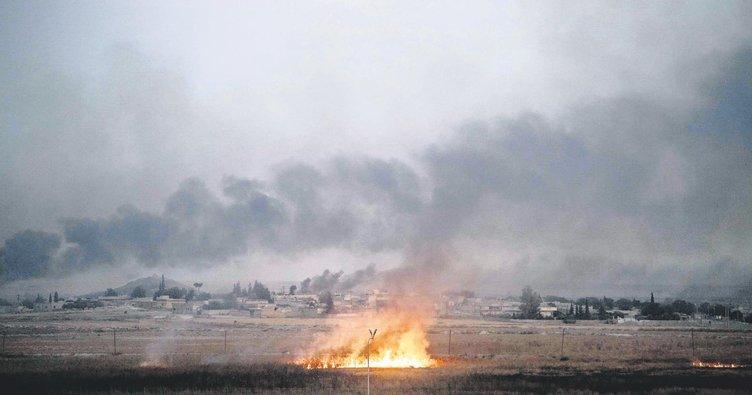 Resulayn ateş altında, 3 günde 399 terörist öldürüldü 3 köy daha temizlendi