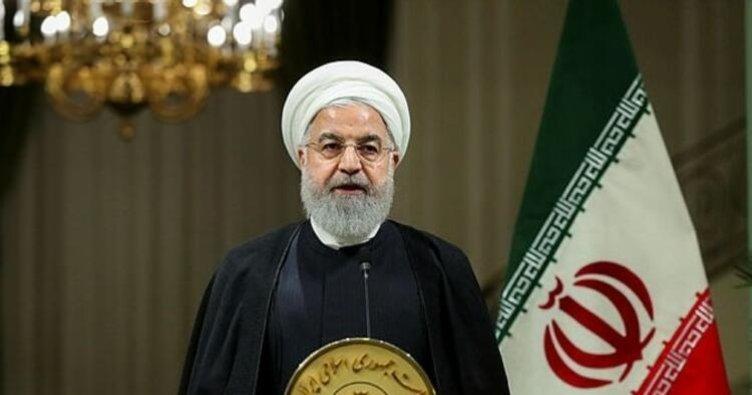 İran Cumhurbaşkanı Ruhani'den koronavirüs aşısı açıklaması