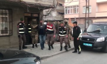 Zehir çetesine dev operasyon: 23 tutuklama!